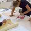 Состоялся бесплатный мастер-класс «Моделирование и конструирование одежды»