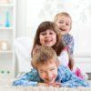 Утверждён список регионов, которым федеральный центр поможет с выплатами на третьего ребёнка